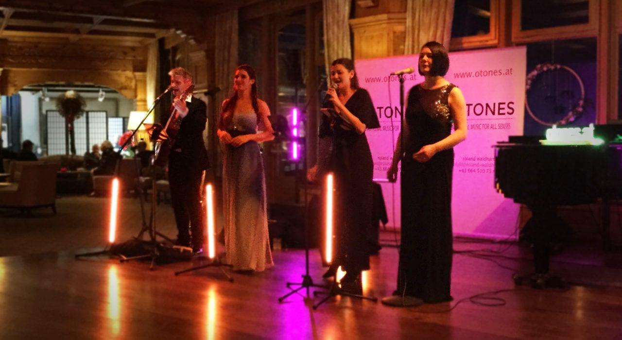 o-tones Fantastic Singers